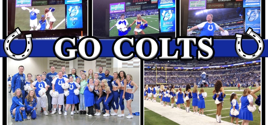 Colts Game Day